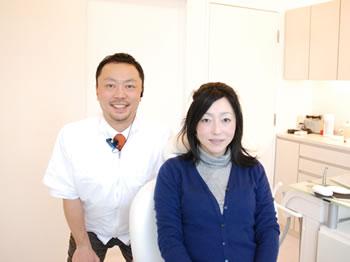 Oさん「顎関節症も治り、いいことばっかりです」
