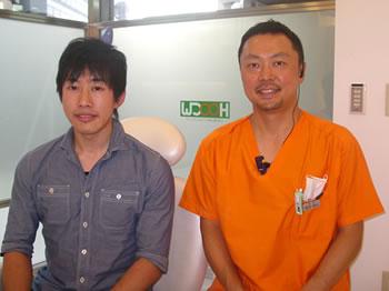 Nさん「顎変形症(下顎左側偏位)交叉咬合、両突歯列、叢生歯列」
