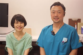 インタビュー40/Yさん「下顎右側2番欠損 上突咬合 上突歯列 叢生歯列弓」