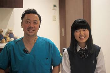 インタビュー41/Yさん「開咬合 両突歯列 叢生歯列弓 下後退顎」